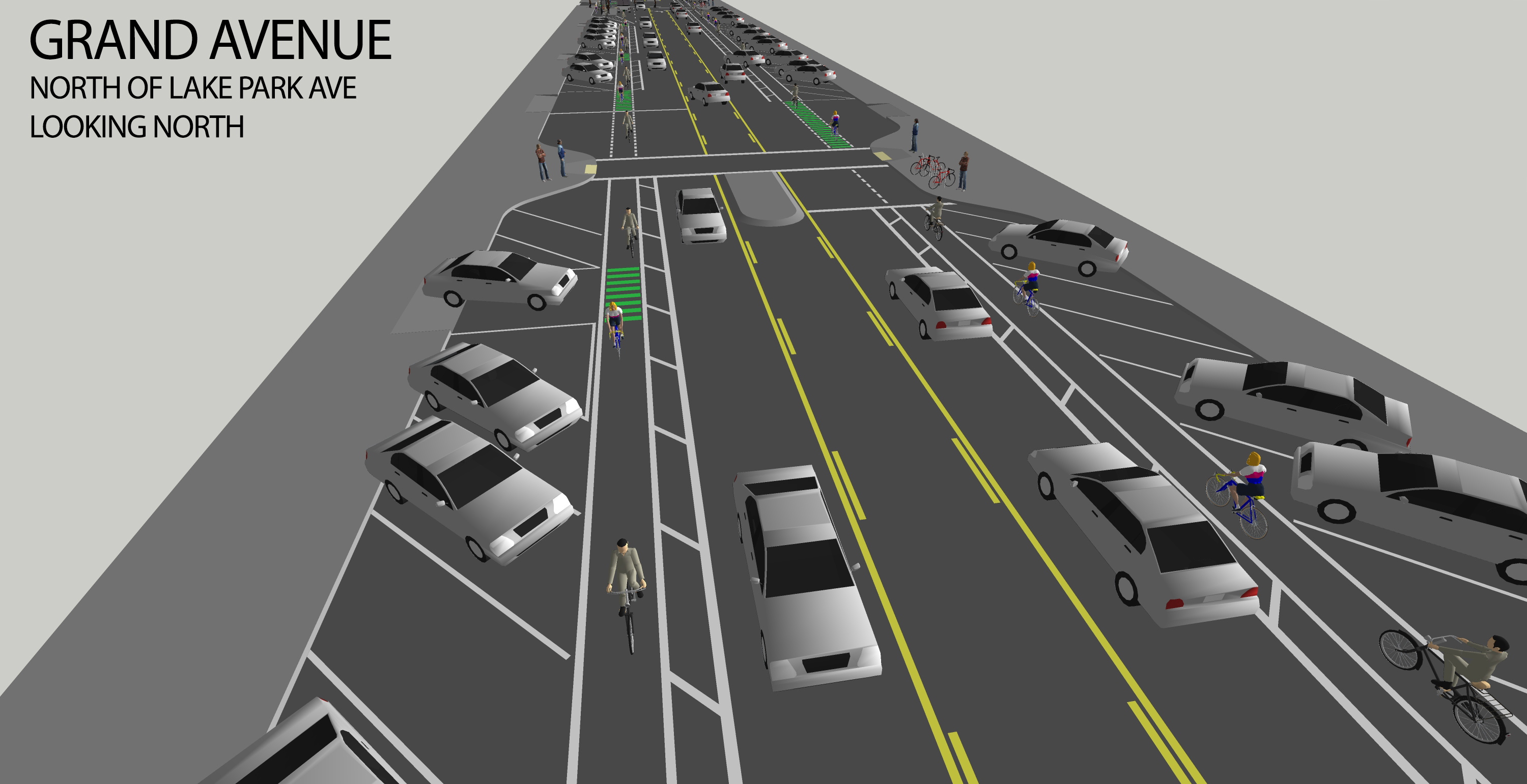 Can I Ride In Car Lanes On A Bike