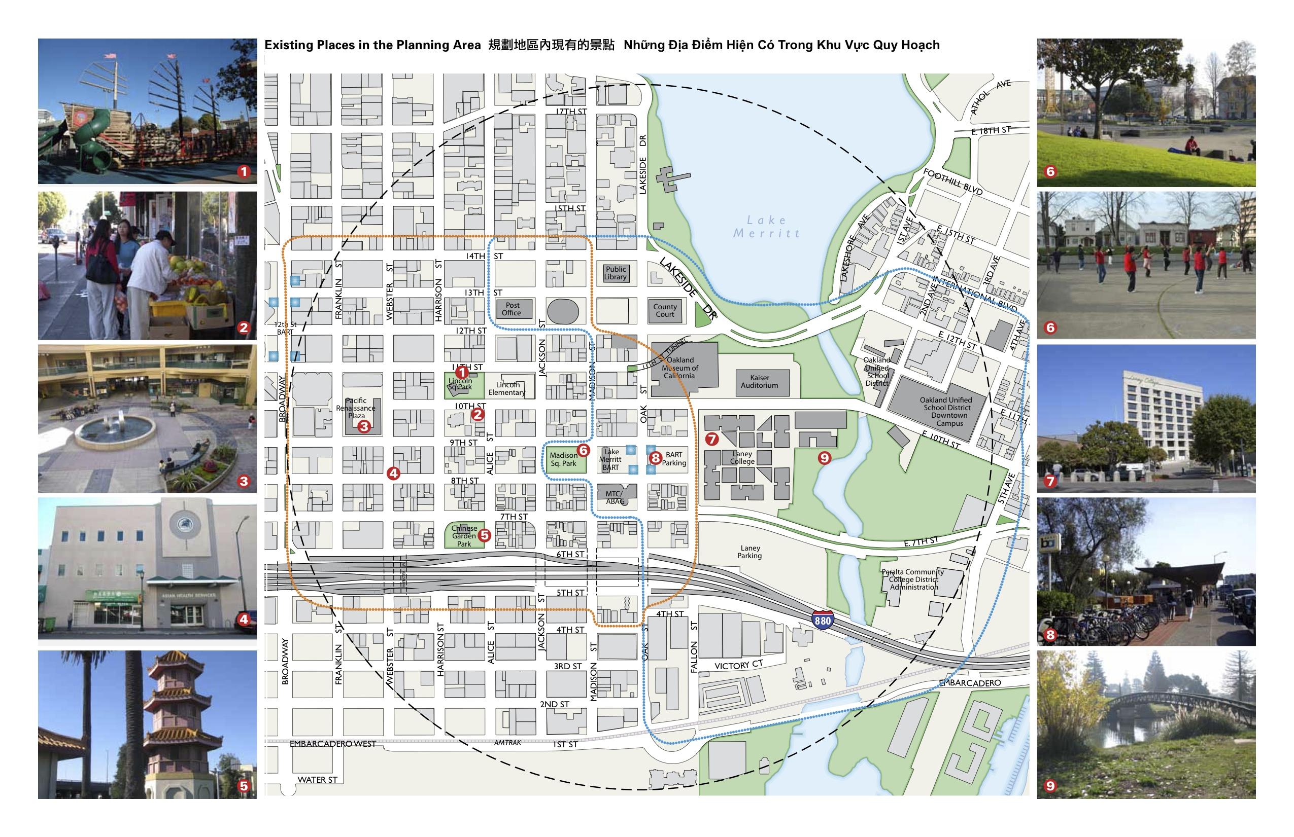 Fabulous Lake Merritt Station Area Plan Walk Oakland Bike Oakland Largest Home Design Picture Inspirations Pitcheantrous